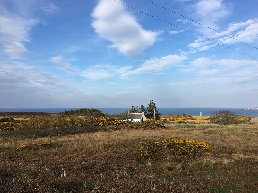 Dunnet Head Caithness Holiday Cottage Sea Views