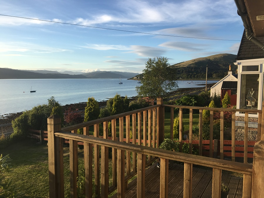 Holiday Cottage Strachur Loch Fyne