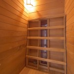 Shelford Cottage Bedroom Sauna 1