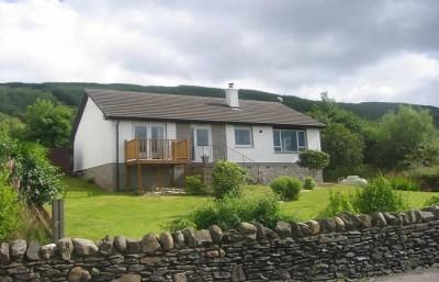 Holiday Cottage Strachur Loch Fyne