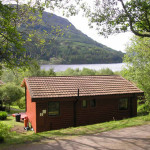 Argyll Log Cabins Loch Views Sauna