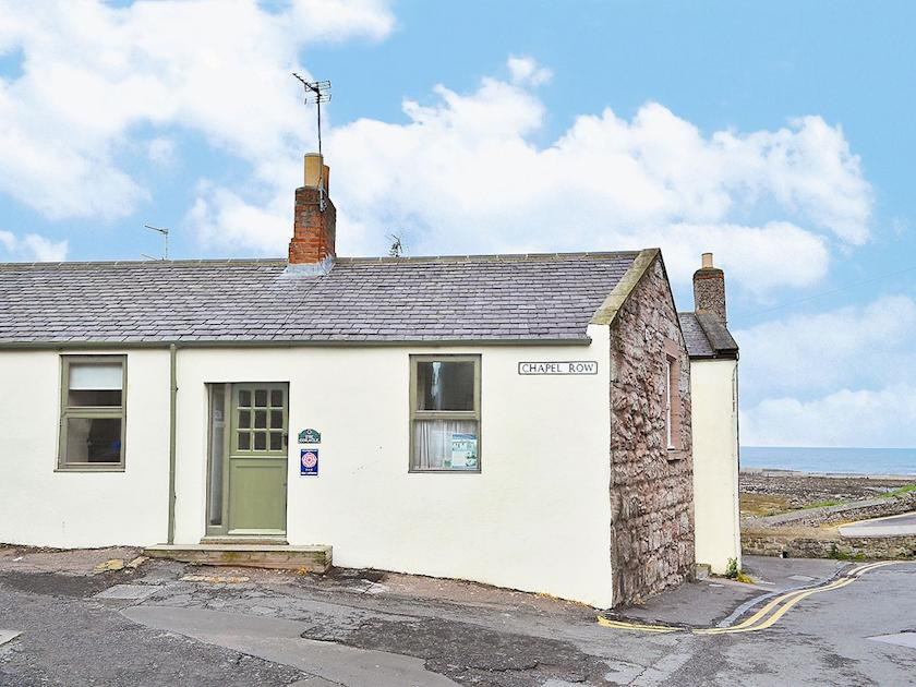 Character Holiday Cottage Seahouses Northumberland