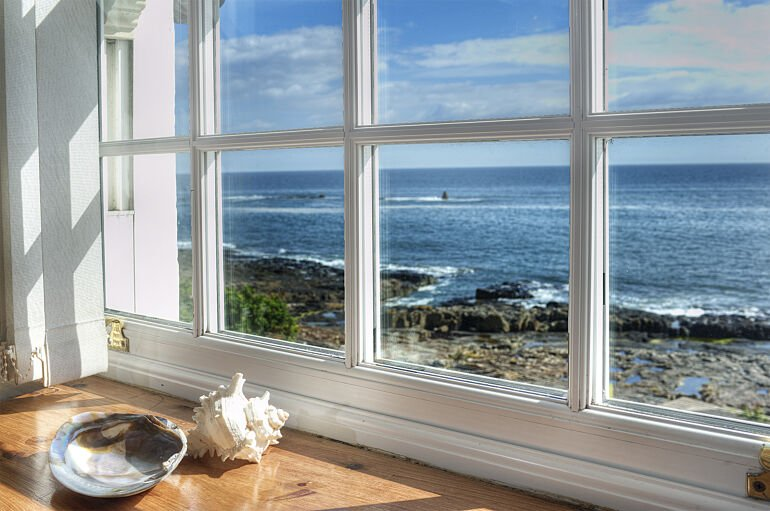 Sea Views Cottage Craster Northumberland