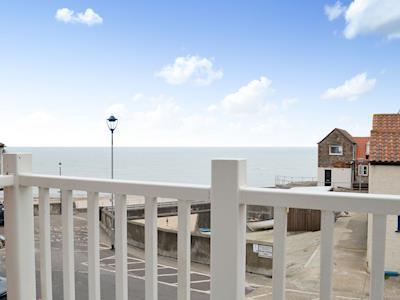 Sea View Cottage Sherringham Norfolk