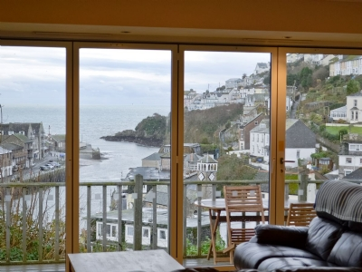 Sea View Holiday Cottage Looe Cornwall