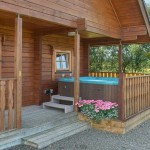 Luxury Scottish Lodges with Hot Tubs